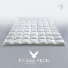 Down Duvet Falkenreck Silver